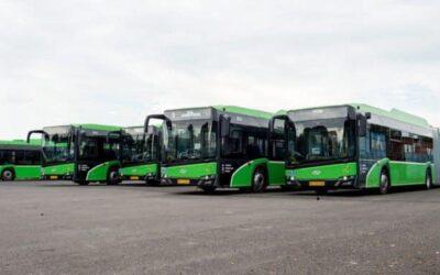 """Un oraș curat și """"verde"""" înseamna în mare măsură un transport modern, cu un grad cât mai mic de poluare"""