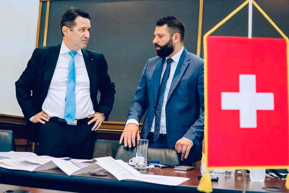 Astăzi marcăm Ziua Națională a Confederației Elveției!