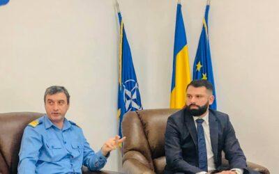 """Astăzi îl sărbătorim pe domnul general Gabriel Răducanu, rectorul Academiei Forțelor Aeriene """"Henri Coandă"""""""